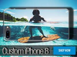 Custom iPhone 8 Cases