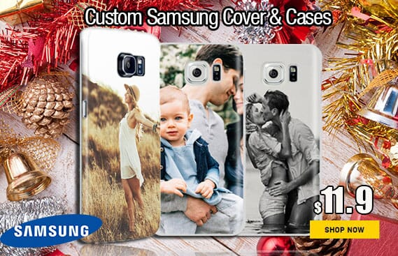 Custom Samsung Galaxy Phone Cases